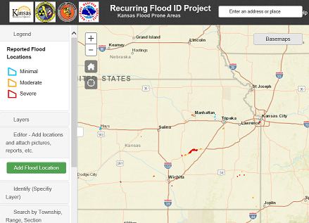 Recurring Flood ID Project