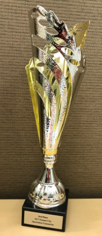 Photo of Innovation Connection Trophy